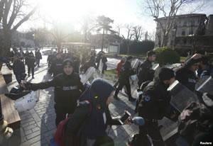 انفجار در مرکز توریستی استانبول «چندین کشته و زخمی» برجای گذاشت