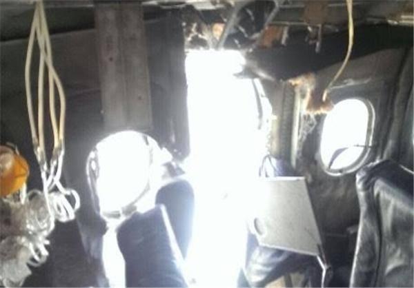 انفجار در هواپیمای ایرباس ۳۲۱ سومالی+تصاویر