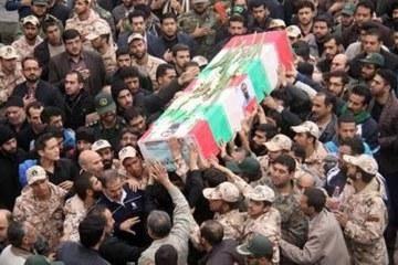 افزایش کشتههای سپاه در طی چهار روز گذشته در سوریه به بیش از ۴۰ نفر