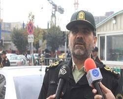 پوشش کامل انتظامی سیوهفتمین سالگرد پیروزی انقلاب اسلامی/ مورد خاصی گزارش نشده است