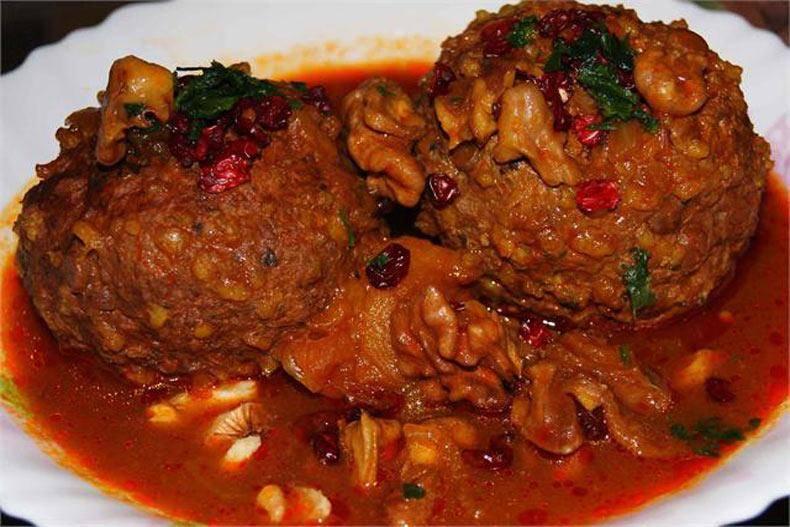 غذاهای سنتی استان آذربایجان شرقی +تصاویر
