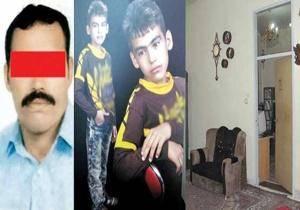 یک مرد به خاطر ترقه پسرش را کشت! +عکس