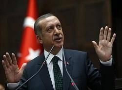 اردوغان: روزنامه نگاران بزرگترین تهدید علیه ترکیه هستند