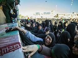 جزئیات وداع، تشییع و خاکسپاری ۱۴ شهید گمنام در ۸ نقطه از پایتخت