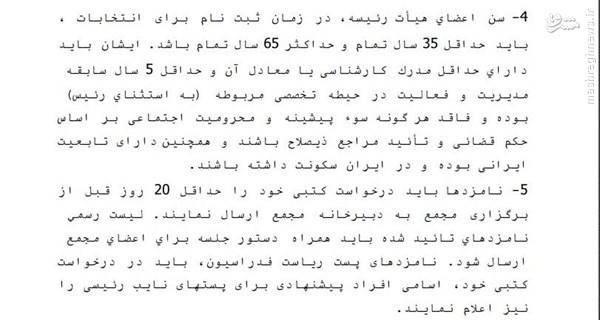 حضور غیرقانونی عزیزیخادم در هیات رئیسه فدراسیون فوتبال +سند