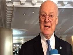 دی میستورا: تا ۶ ماه دیگر باید حکومت و قانون اساسی جدیدی در سوریه باشد