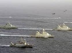 آغاز رزمایش دریایی کشورهای حاشیه خلیج فارس در سواحل بحرین