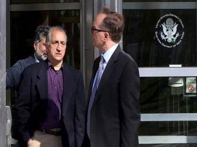 رویترز : بازداشت یک ایرانی در امریکا  + عکس