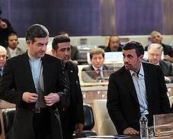 احمدینژاد: دولت روحانی «گند» زده است