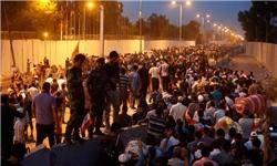 معترضان از منطقه سبز بغداد خارج شدند؛ جریان صدر بیانیه منتشر کرد
