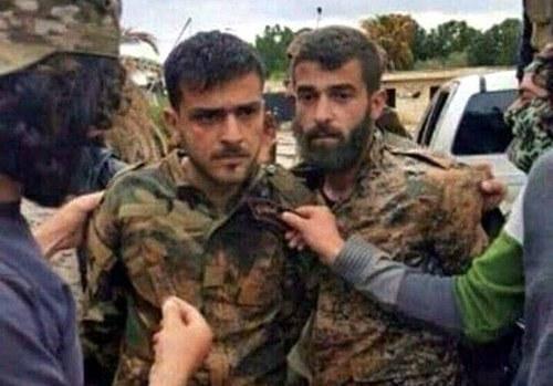 اسارت و تلفات سنگین نیروهای ایرانی در حومه شهر حلب