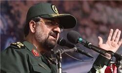 محسن رضایی: اجازه نمیدهیم حتی یک دلار از حلقوم آمریکاییها پایین برود