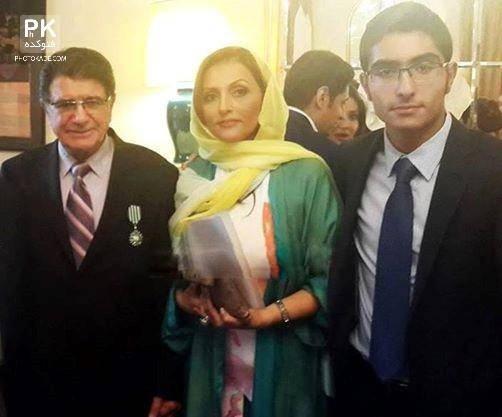 همسر دوم محمدرضا شجریان +تصاویر