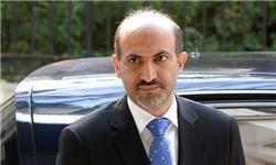 رسوایی اخلاقی رئیس سابق ائتلاف معارضان سوریه