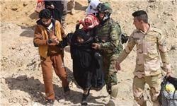 حضور غیرنظامیان و تلههای انفجاری داعش عامل کُندی عملیات فلوجه