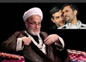 شجونی: باید احمدینژاد را خواباند و شلاق زد