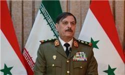 وزیر دفاع سوریه وارد تهران شد
