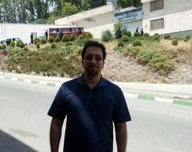 اکبر امینی به زندان اوین بازگشت