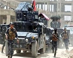 ادامه پیشروی نیروهای عراقی به سمت شمال شهر فلوجه و انهدام 346 خودروی انتحاری