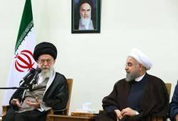خامنهای: حقوقهای نجومی هجوم به ارزشهاست و باید حتماً با آن برخورد شود