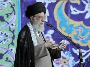 خامنهای: حقوقهای نامشروع به طور جدی پیگیری شود