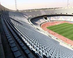 استادیوم آزادی دیگر صدهزار نفری نیست + تصاویر