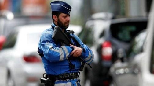 حمله با قمه به دو پلیس در بلژیک با فریاد الله اکبر
