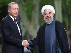 اردوغان به ایران سفر می کند