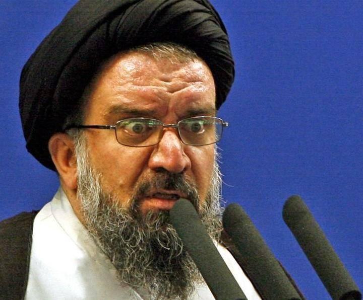 احمد خاتمی: امام خمینی با اعدامهای ۶۷ خدمت بزرگی به ملت کرد
