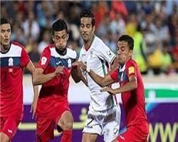 تیم ملی ایران، در نیمه اول در دیدار تمرینی مقابل اسپال به پیروزی رسید