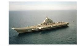 روسیه ناو هواپیمابر در سوریه مستقر میکند