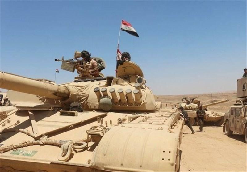 مرکز القیاره در جنوب موصل آزاد شد