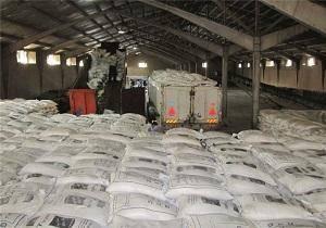 توقیف محموله میلیاردی برنج قاچاق در شهرستان روانسر