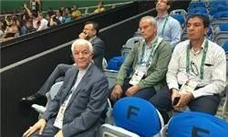 قانعزاده: فرد بازداشت شده در برزیل هیچ ارتباطی با کاروان المپیک ایران ندارد