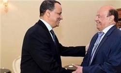 «لغو شورای ریاستی»، شرط «هادی» برای بازگشت به مذاکرات یمن