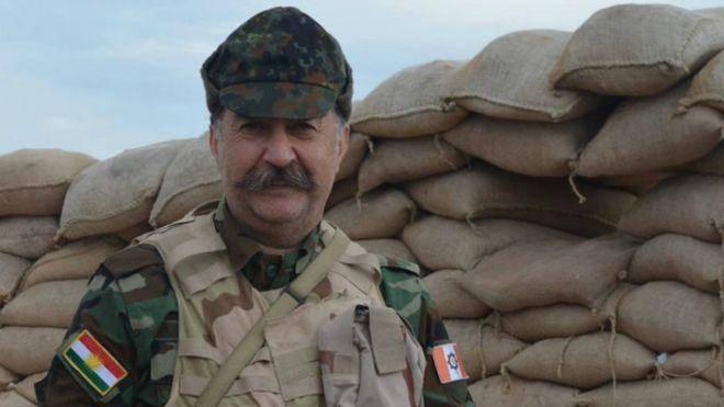 حزب آزادی کردستان 'توسط نیروهای ائتلافی برای مبارزه با داعش آموزش دید'