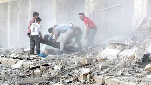 آتش بس چند روزه در سوریه شکسته شده و جنگ در این کشور از سر گرفته شده است. به دنبال تشدید درگیری ها، روسیه و آمریکا توافق خود را که موجب برقراری آتش بس موقت شده بود، به حال تعلیق در آورده اند