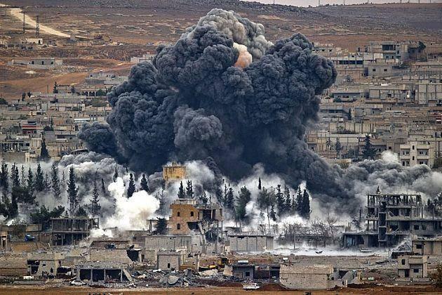 واشنگتن از پاکسازی حلب و دیرالزور نگران است