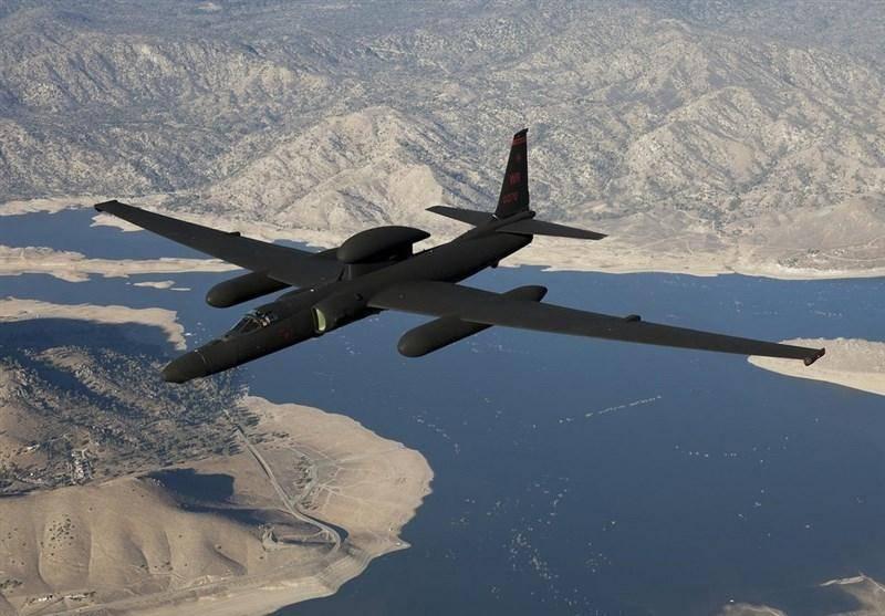 اخطار قرارگاه پدافند هوایی ارتش به هواپیمای جاسوسی U۲