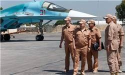روسیه جنگندههای بیشتری به سوریه اعزام کرد