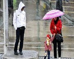 سامانه بارشی در راه ایران