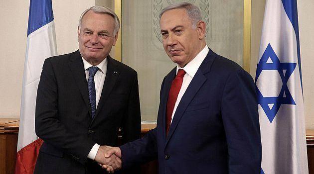 سفارت اسرائیل از مقامات فرانسوی جاسوسی میکند