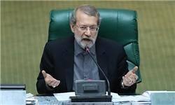 لاریجانی: دریافت حقوقهای نامتعارف توسط عدهای لکهای برای سیستم مدیریتی کشور بود