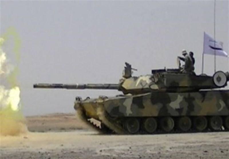 """اولین «سیستم حفاظت فعال» تماماً ایرانی با موفقیت روی """"تانک ذوالفقار"""" تست شد"""
