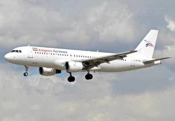 حداکثر قیمت بلیت هواپیما به بغداد و نجف ۱.۱ میلیون تومان تعیین شد