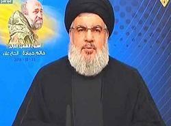 سید حسن نصرالله: تنها در صورت پیروزی در سوریه به لبنان باز میگردیم