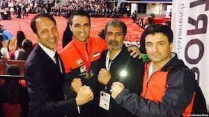 کسب بهترین نتیجه برای کاراته ایران در تاریخ مسابقات جهانی