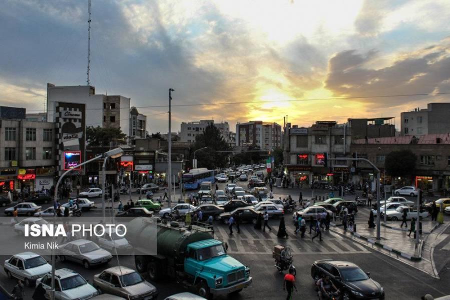 عکس/ محله های تهران - خیابان پیروزی