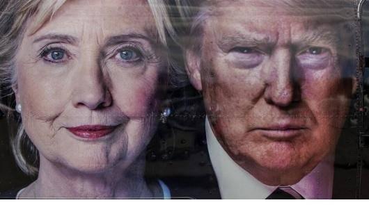 جولیان آسانژ معتقد هست که سیستم نظامی- امنیتی آمریکا اجازه نخواد داد تا ترامپ پیروز انتخابات شود ولی داده ها نشان نمی دهد که چنین باشد؛ به نظر من مردم تصمیم دارند برای همیشه از شر سیاستهای کلینتون و بوش راحت شوند حتی با روی کار آوردن رونالد ترامپ