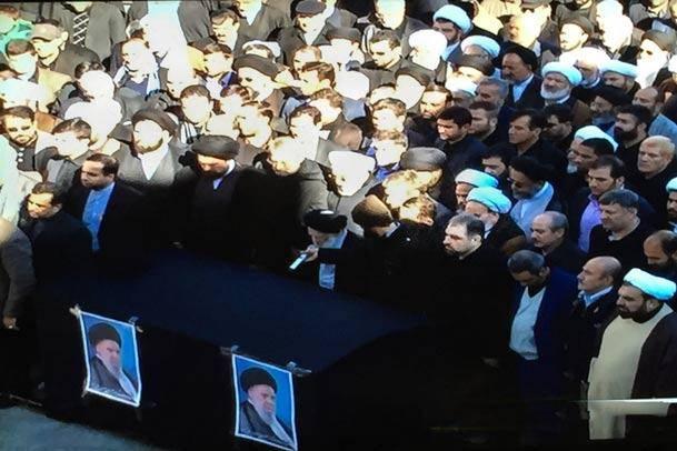 روحانى: فقدان آیت الله العظمی موسوی اردبیلی ضایعه بزرگی برای حوزه های علمیه و نظام جمهوری اسلامی است